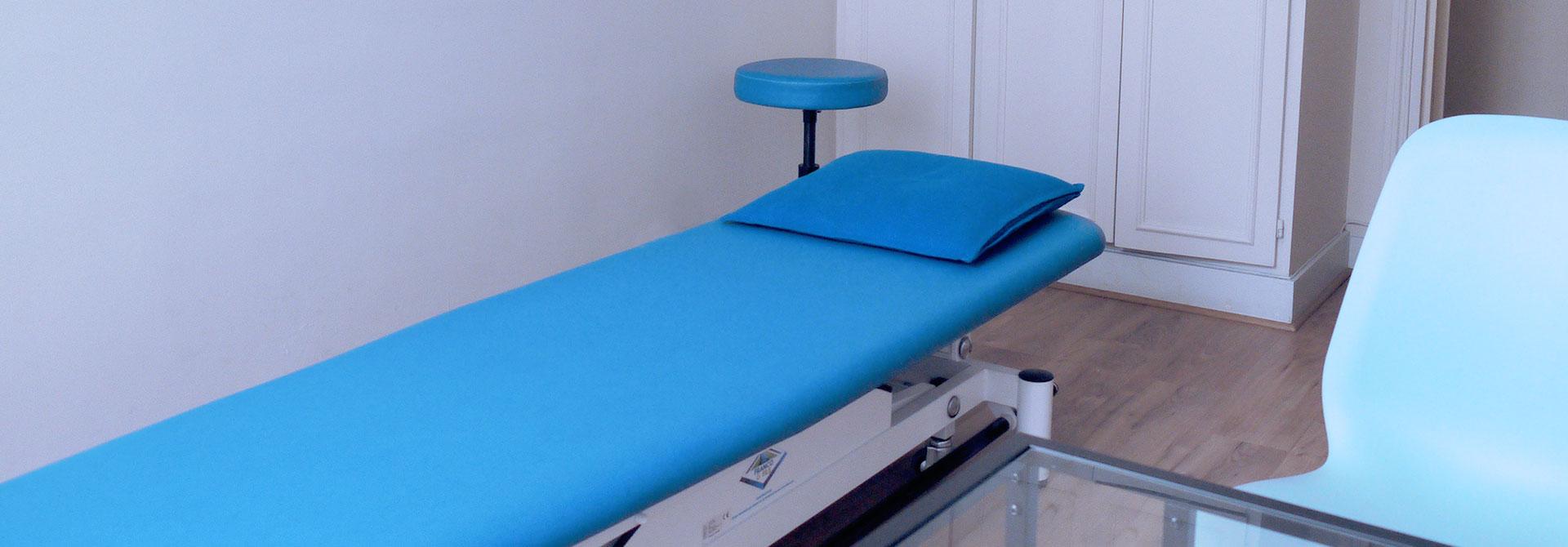 Cabinet - Ostéopathe Victor Leloup Paris 75004